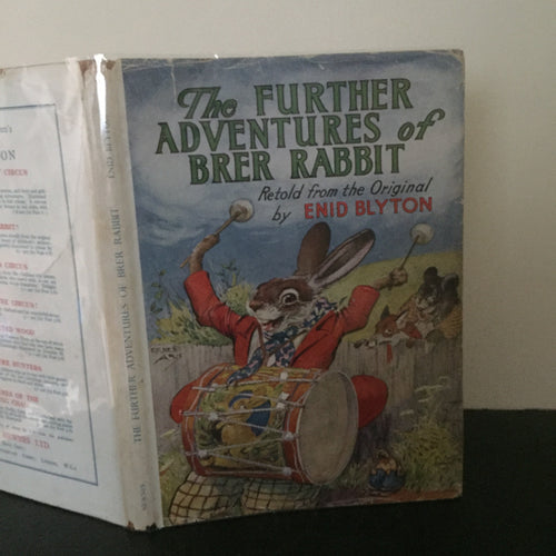The Further Adventures of Brer Rabbit
