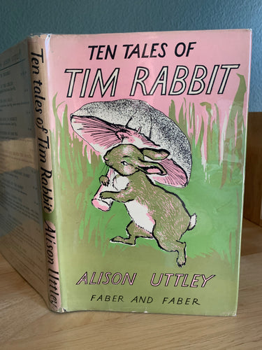 Ten Tales of Tim Rabbit