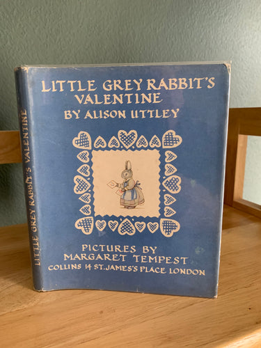 Little Grey Rabbit's Valentine