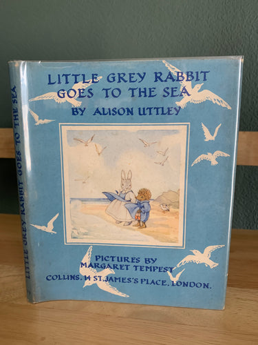 Little Grey Rabbit Goes To The Sea