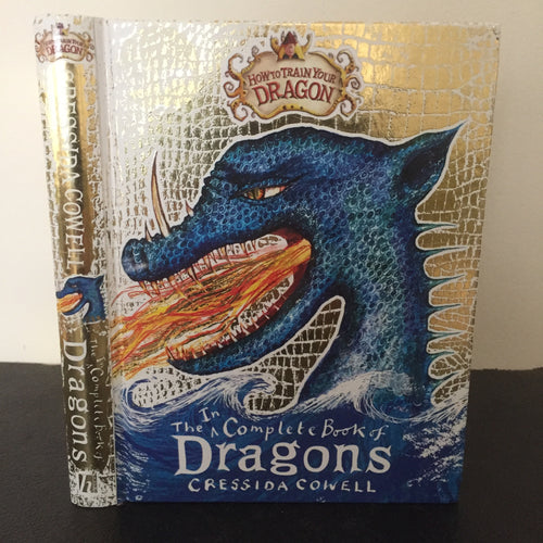 The Incomplete Book of Dragons (signed)