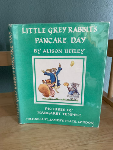 Little Grey Rabbit's Pancake Day