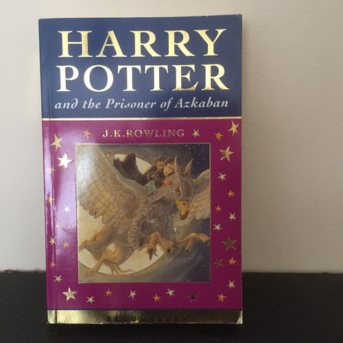 Harry Potter and the Prisoner of Azkaban - Celebration edition