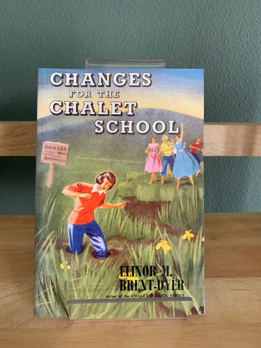 Changes For The Chalet School