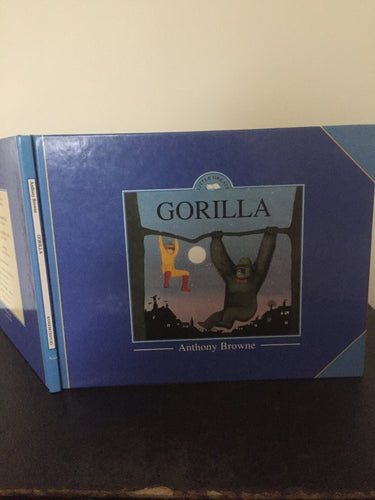 Gorilla (signed and doodled)