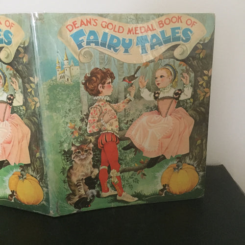 Dean's Gold Medal Book of Fairy Tales