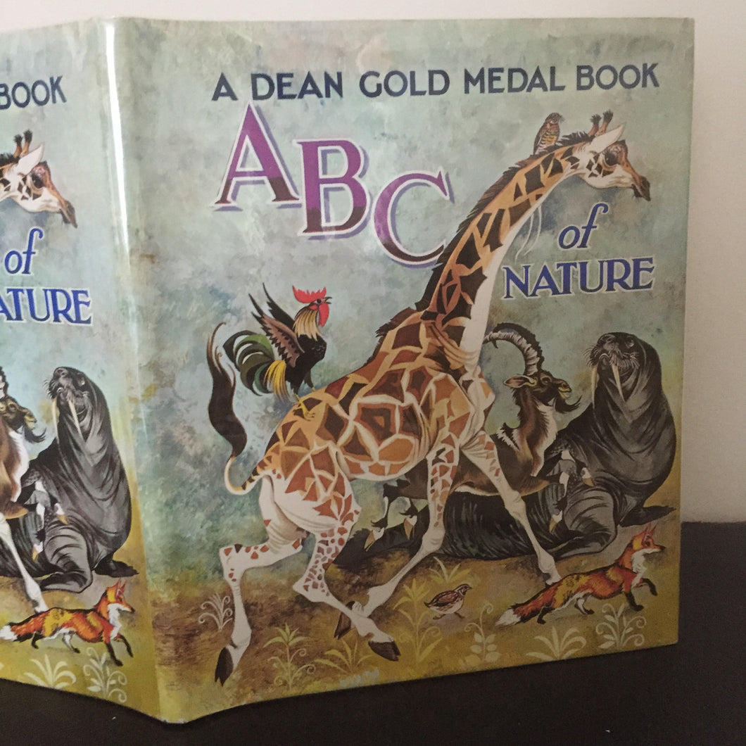 ABC of Nature - A Dean Gold Medal Book