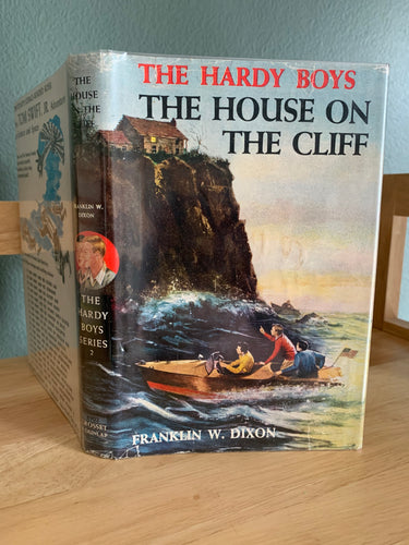 The Hardy Boys - The House on the Cliff