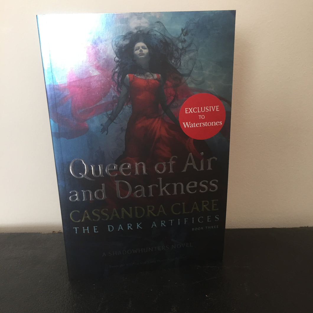 Queen of Air and Darkness (signed)