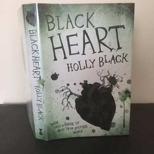 Black Heart (signed)