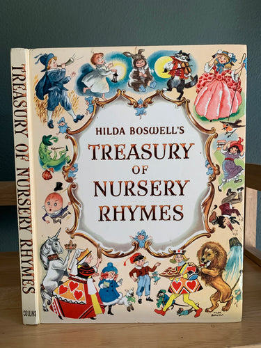Hilda Boswell's Treasury of Nursery Rhymes