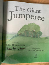 The Giant Jumperee (signed)