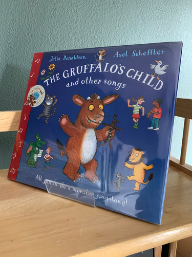 The Gruffalo's Child and other songs. With CD