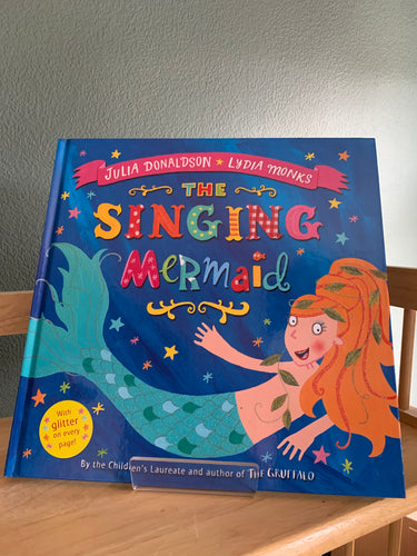 The Singing Mermaid (signed )