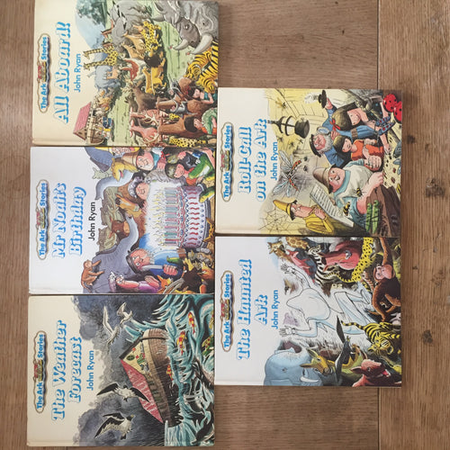 The Ark Series 10 volumes complete set (Crockle)