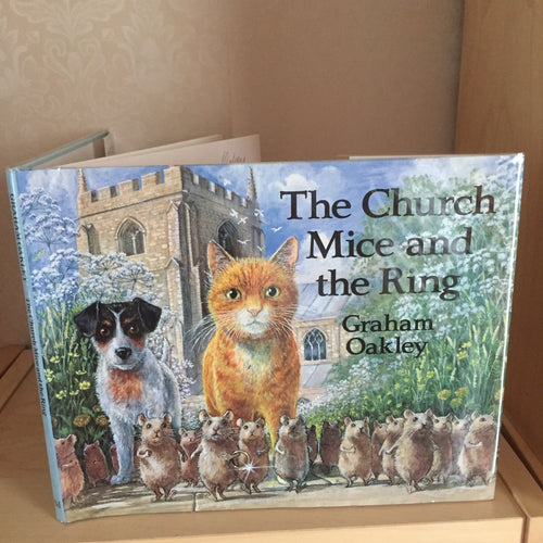 The Church Mice And The Ring (signed)