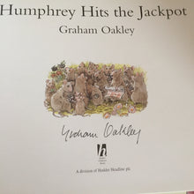 Humphrey Hits The Jackpot (signed)