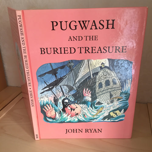 Pugwash And The Buried Treasure