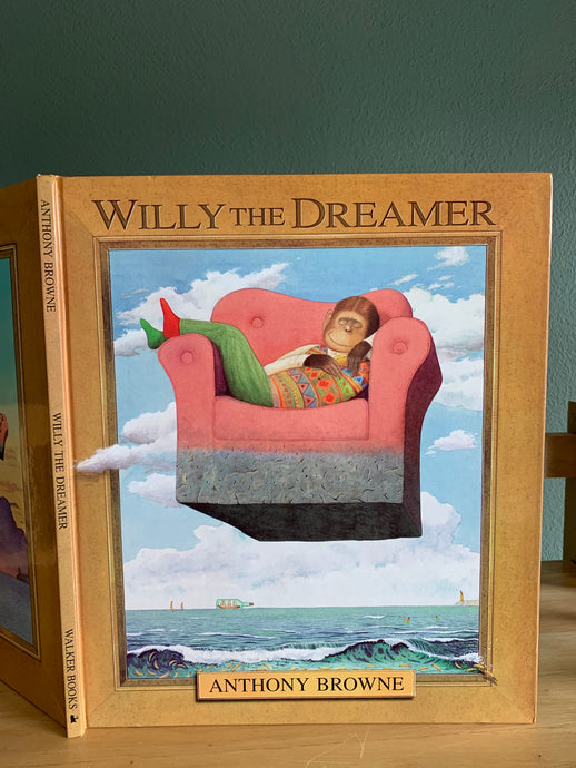 Willy The Dreamer (signed)