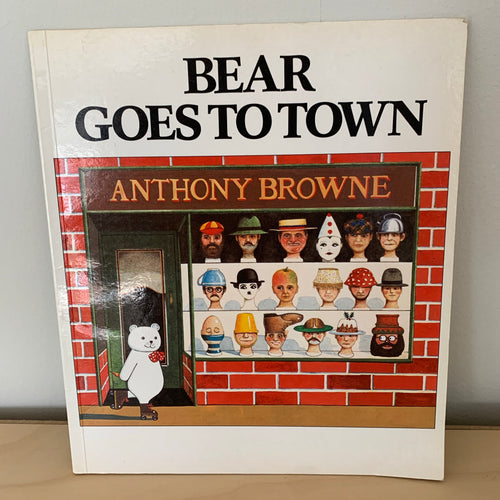 Bear Goes To Town (Signed)