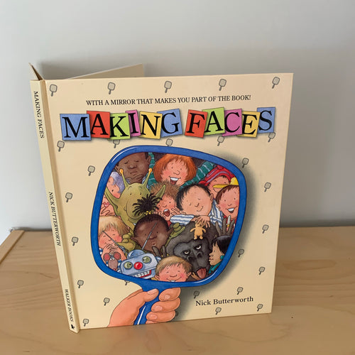 Making Faces (Signed)