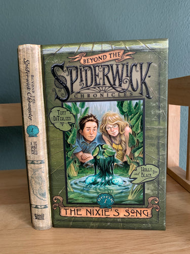 Beyond The Spiderwick Chronicles - The Nixie's Song (signed)