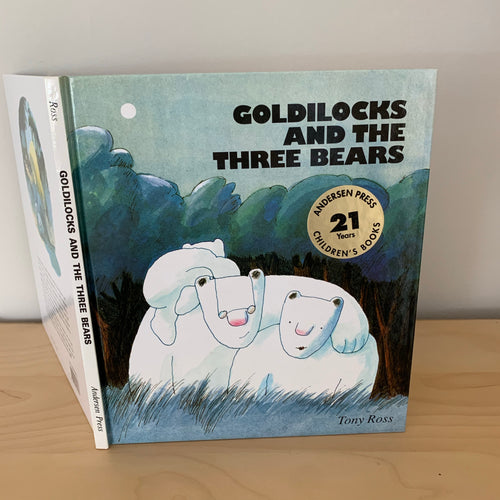 Goldilocks And The Three Bears (Signed)