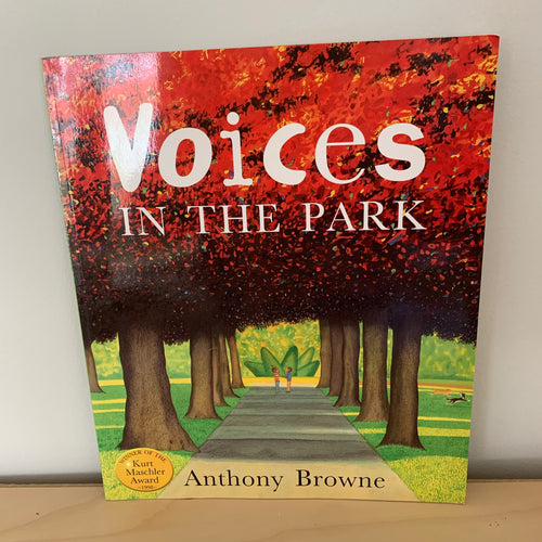 Voices In The Park (Signed)