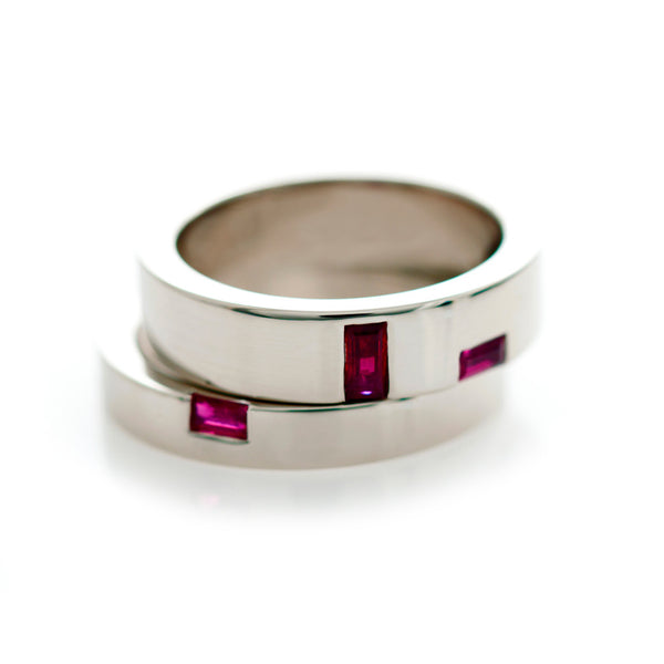 Checker Rings - Ruby