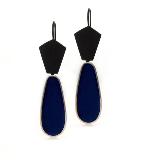 Dark Night Earrings - Drop