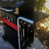 Heavy Duty Magnetic Grill Hooks