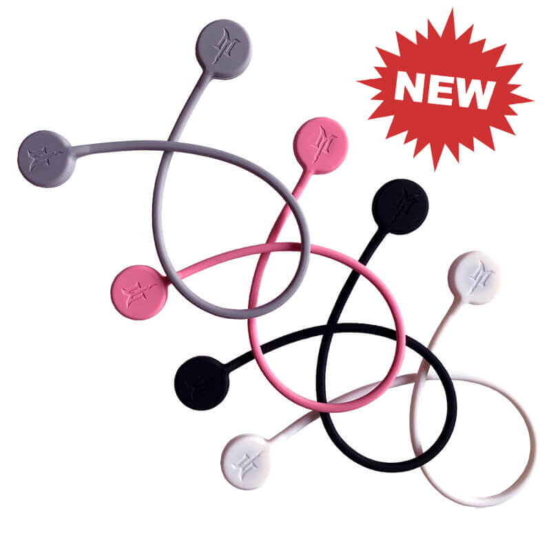 TwistieMag Plus Large Magnetic Silicone Reusable Twist Ties