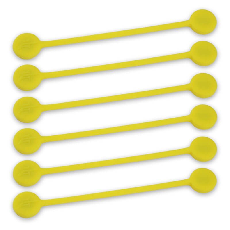 TwistieMag Yellow 6 Pack