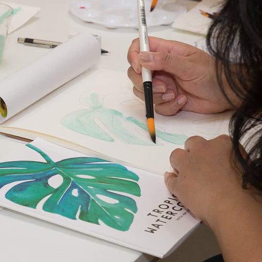4/25 - Tropical Watercolor Workshop