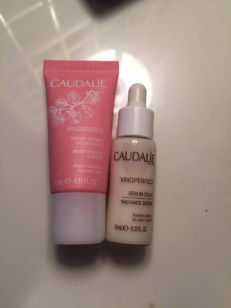 caudalie vinoperfect vinosource skincare serum