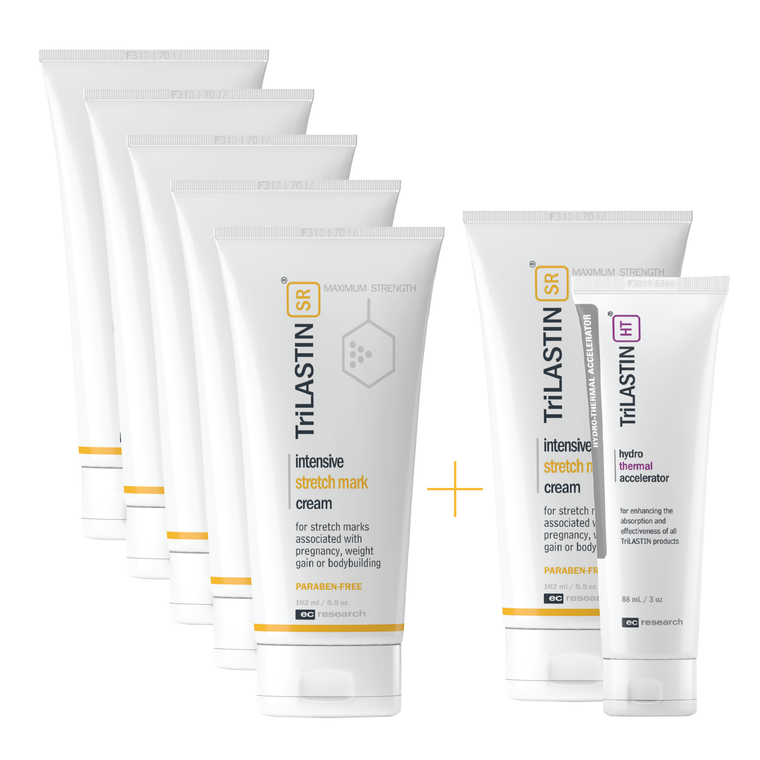 The Absolute Best Deal Available - TriLASTIN Stretch Mark Cream