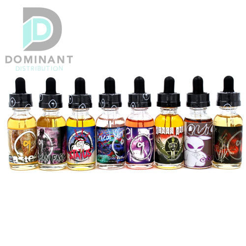 9 South Vapes (HUMAN FARM) 30ML