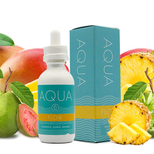 Aqua E Liquid (FLOW) 60ML