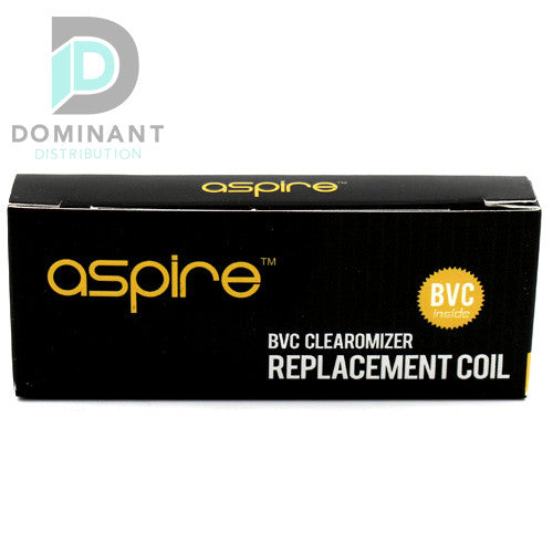Aspire (CLEAROMIZER BVC COIL 5 PACK)