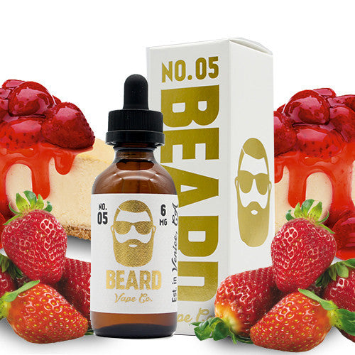 Beard Vape Co # 05 - Beard E Juice