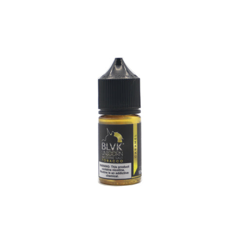 Caramel Tobacco - BLVK Unicorn Salt