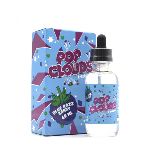 Pop Clouds (BLUE RAZZ) 60ML
