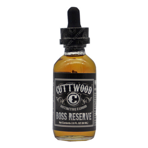 CuttWood ( Boss Reserve ) 60ML