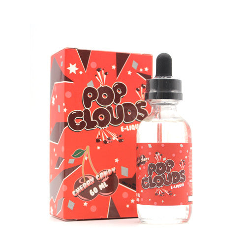 Pop Clouds (CHERRY CANDY) 60ML