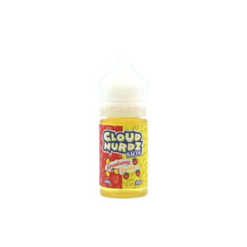 Strawberry Lemon Salts - Cloud Nurdz