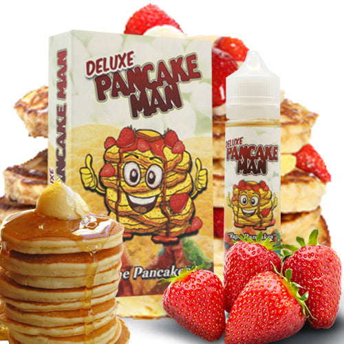 Vape Breakfast Classics (Deluxe Pancake Man) 60ML