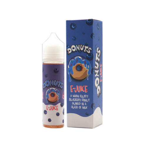 Blueberry - Donuts E Juice