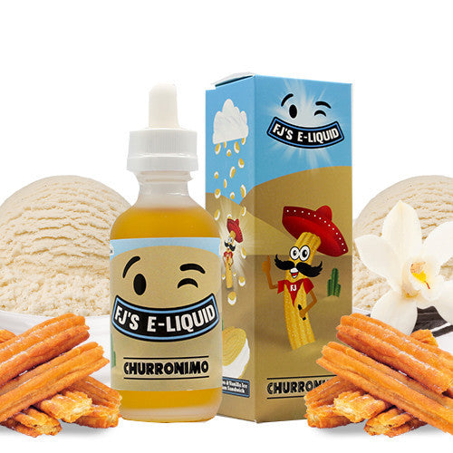 FJ's E Liquid (CHURRONIMO) 60ML