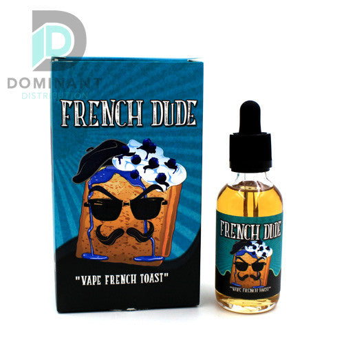 Vape Breakfast Classics (FRENCH DUDE) 60ML