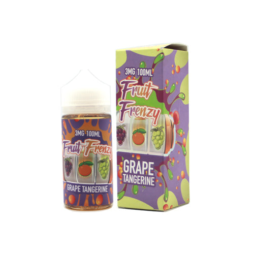 Grape Tangerine - Fruit Frenzy